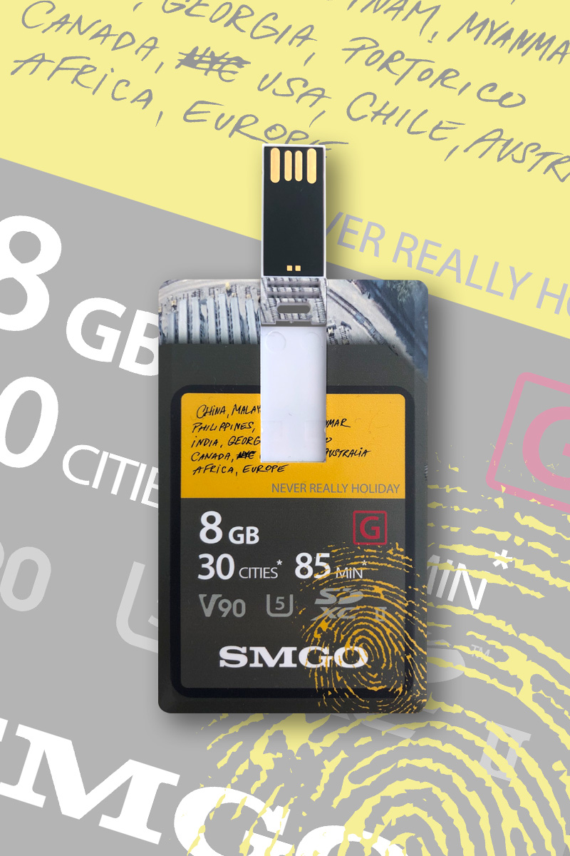 SMGO5 USB STICKER PACK